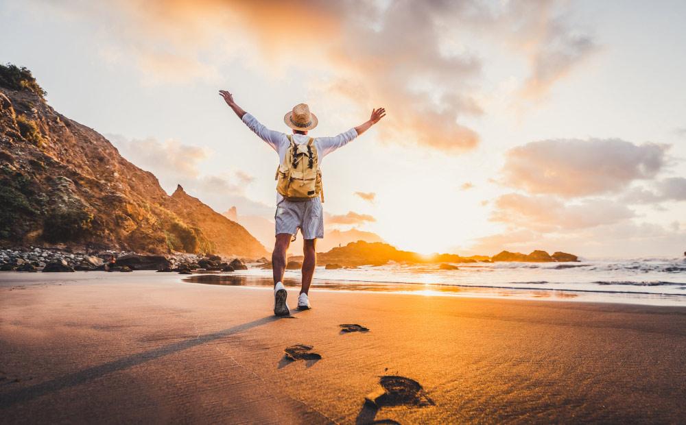 Cinq conseils pour voyager seul en toute sécurité
