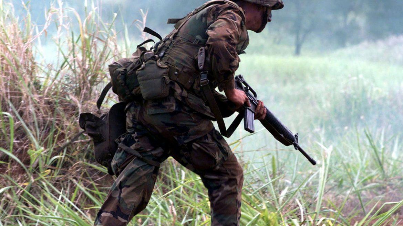 Pourquoi porter des vêtements militaires ?